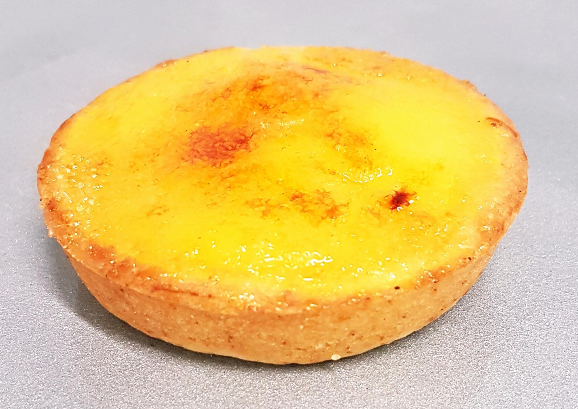 Tartelette citron passion