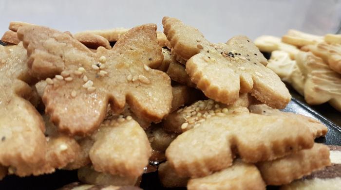 Bredele papillon boulangerie garreau